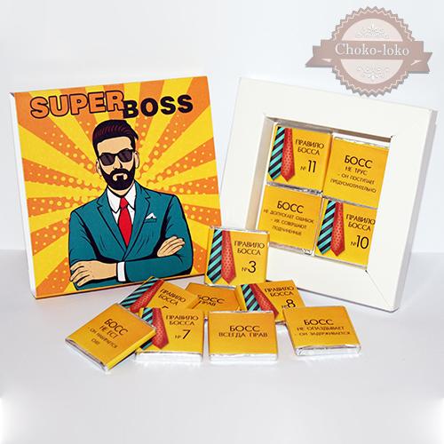 """Подарочный набор """"SUPER BOSS"""""""